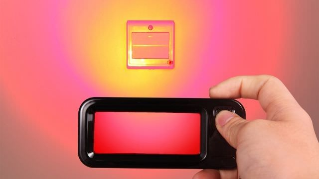 kameralinse detektor