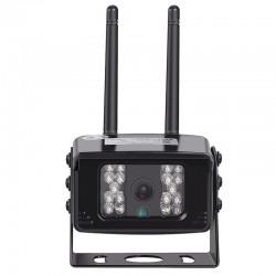 4G sikkerhetskamera for hytte og båthus