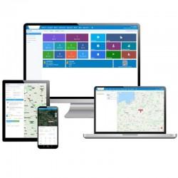 Abonnement til sporingsplattform for GPS tracker