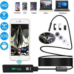 Trådløst Wi-Fi inspeksjonskamera for mobil