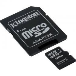 Kingston minnekort / minnebrikke