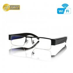 Trådløse Spionbrille med WiFi kamera