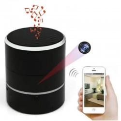 180 grader roterende skjult WiFi kamera i høyttaler