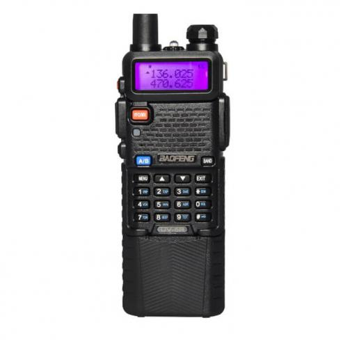 BaoFeng dual band Walkie Talkie