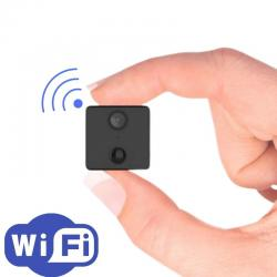 WiFi nattsyn minikamera med 14 dager batterilevetid
