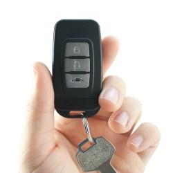 LawMate RC200HDW - WiFi spionkamera i bilnøkkel