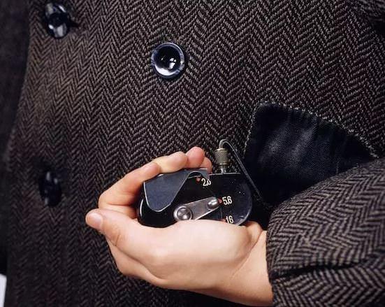 skjult kamera i klær knapp