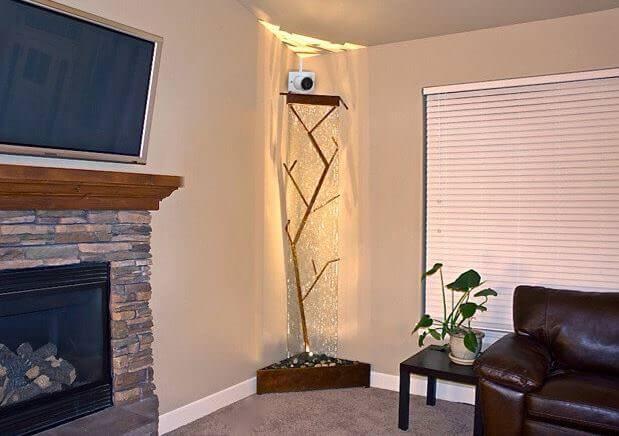 Trådløst IP overvåkningskamera med nattsyn for inne