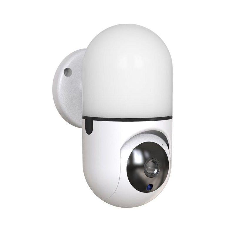 Trådløs kameralampe med bevegelse deteksjon